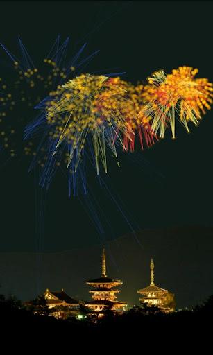 Mi Fireworks 花火