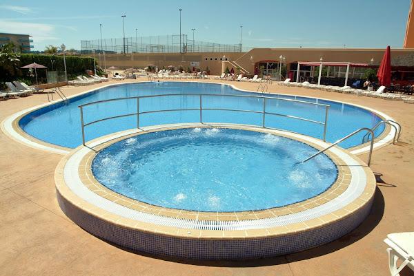 hotel hacienda pineda salou:
