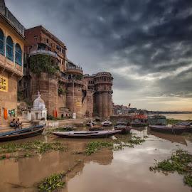 Sankatha Ghat by Rodriquez Gabriele - Buildings & Architecture Public & Historical (  )