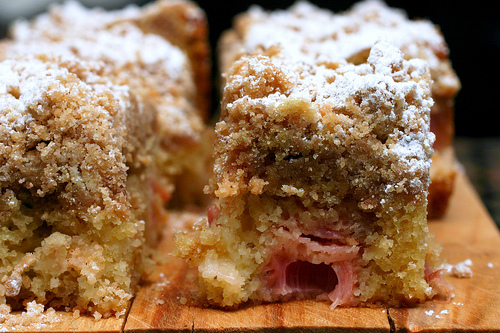 Big Crumb Coffee Cake Recipe | Yummly