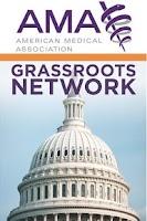 Screenshot of AMA Grassroots