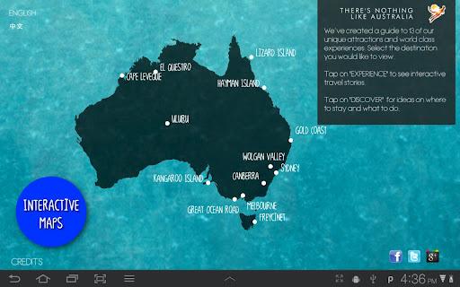 澳洲盡是不同