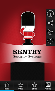 Sentry Security - screenshot