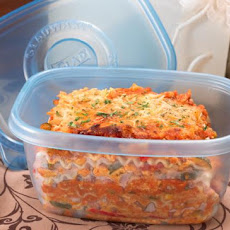 Chicken Vegetable Lasagna