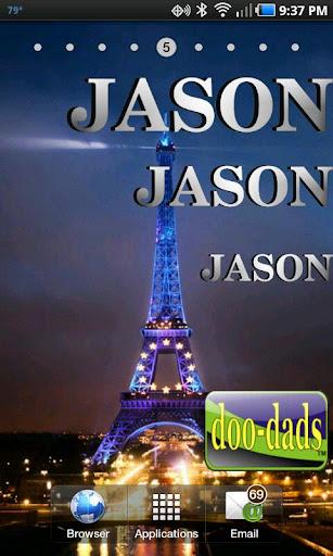 Name Jason doo-dad