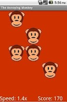Screenshot of The Annoying Monkey Free