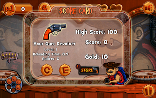 Screenshot of Crazy Gangster Gunplay