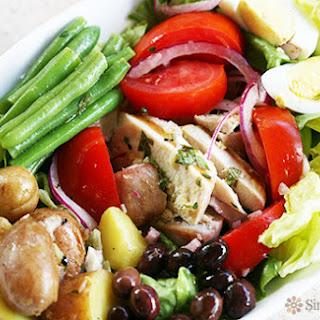 Tuna Nicoise Salad Recipes