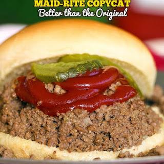 Maid Rite Hamburgers Recipes