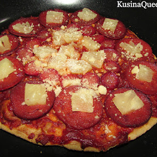Make Pizza Without Oven