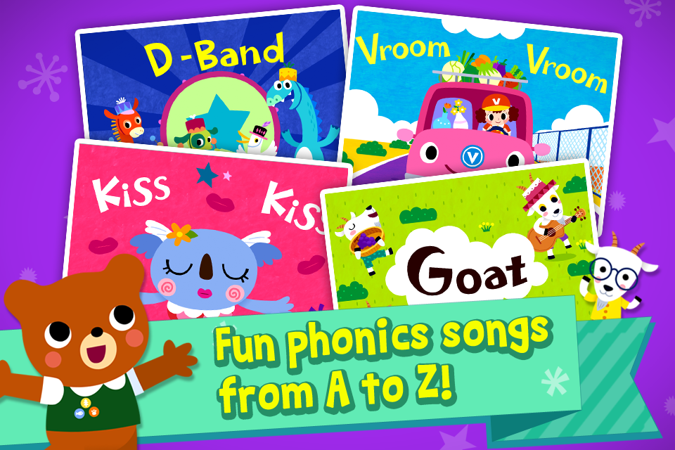ABC Phonics Screenshot 1