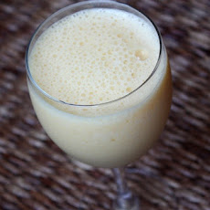 Pineapple Orange Julius Smoothie