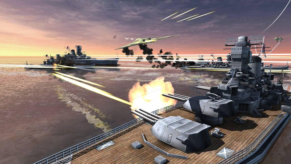 World Warships Combat Screenshot 2