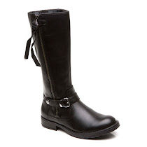 Geox Leather Zip Boot BOOTS