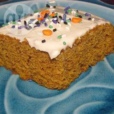 Pumpkin Spice Bars