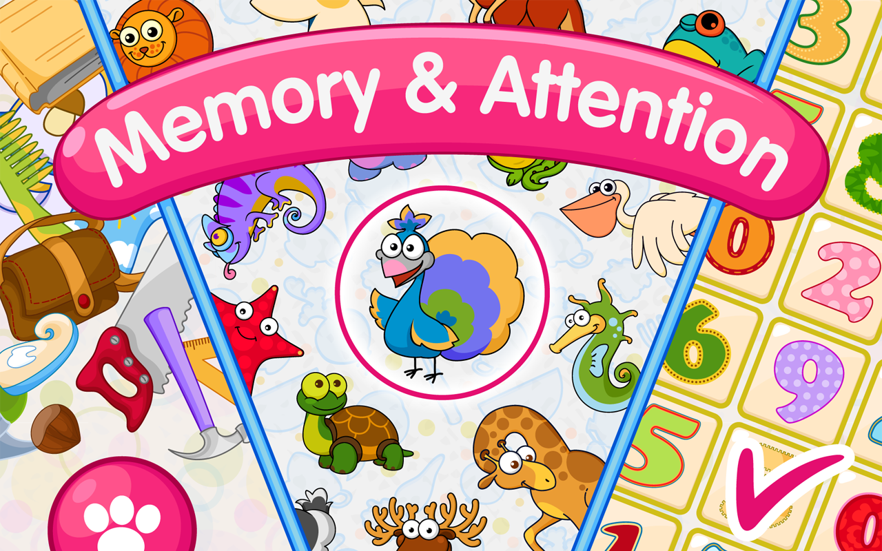 Memory games for kids 4 years Screenshot 8