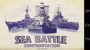 Screenshot of Sea Battle. Confrontation