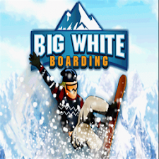 Big White Boarding