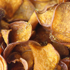 The Secret Ingredient (Curry): Curried Sweet Potato Chips