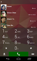 Screenshot of ExDialer - Dialer & Contacts