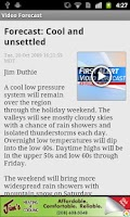 Screenshot of Idaho Weather from KTVB