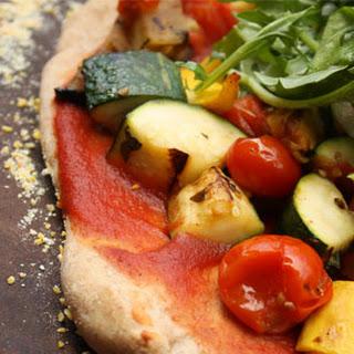 Ratatouille Pizza Recipes