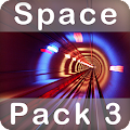 Download Space 3 Animated Wallpaper APK