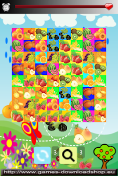 fruits kids games for free apk screenshot