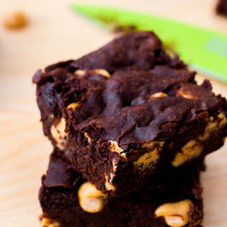 Ultimate Fudge Brownies with Peanut Butter Chips