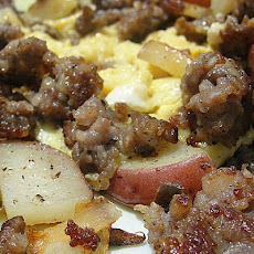 Yummy Breakfast Skillet  -  Food Network How Many Eggs?