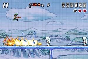 Screenshot of Doodle Dash