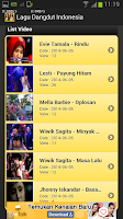 Screenshot of Lagu Dangdut Indonesia