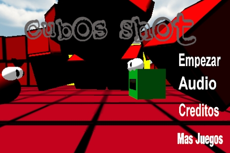Cubos Shot - screenshot