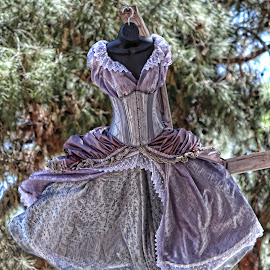 Purple Ren Fair Dress 2 by Leah N - Artistic Objects Clothing & Accessories ( ren fair 2014, artistic, object )