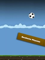 Screenshot of Football Juggler Deluxe