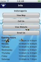 Screenshot of The Reef Aquarium Shop