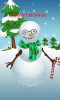 Screenshot of Snowman Creator