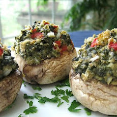 Ww 0 Points Cajun-Style Stuffed Mushrooms
