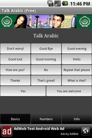 Talk Arabic Free