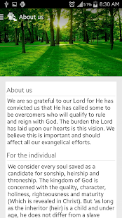 Daily Bible Devotion- oilnwine - screenshot