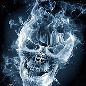 download smoking skull live wallpaper apk on pc download