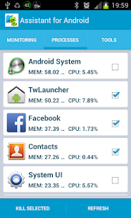 Assistant for Android - screenshot