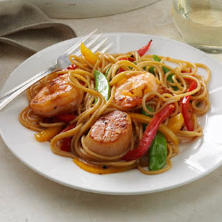 Seafood Pasta Delight Recipes