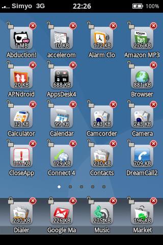 AppsDesktop 4 Demo