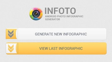 Screenshot of Photo Infographic Generator