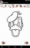 Screenshot of Easy Draw: Cartoons
