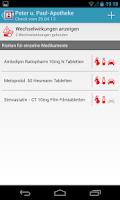 Screenshot of Apotheke vor Ort
