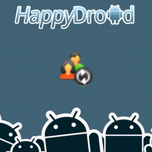 ContactSync 工具 App LOGO-APP試玩