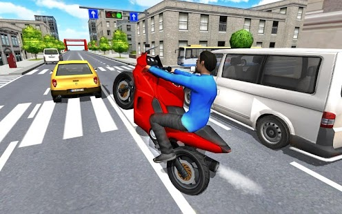 Moto Racing 3D android spiele download