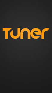 Tuner - screenshot